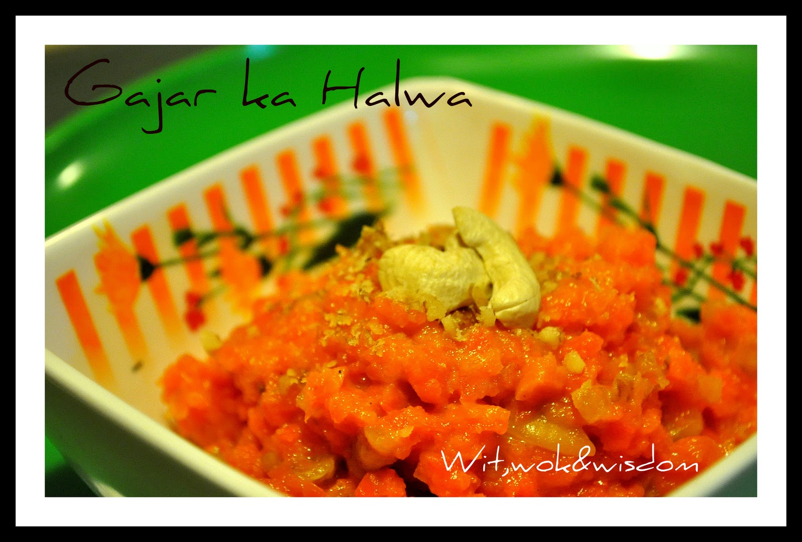 ... : Microwave Gajar ka Halwa (Indian Carrot Pudding) and Happy Diwali
