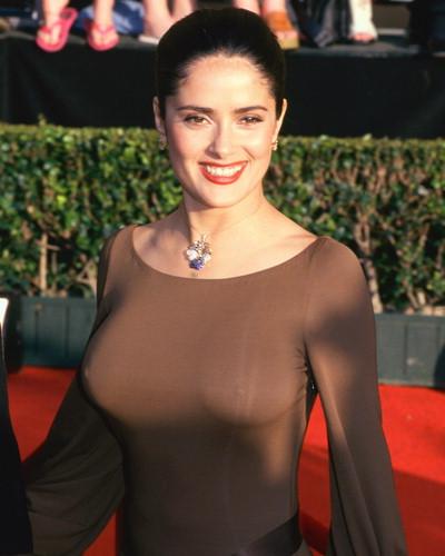Poll Winner: Salma Hayek voted Best Looking Female Celebrity Over 40