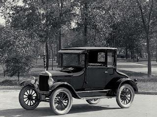 coche ford T