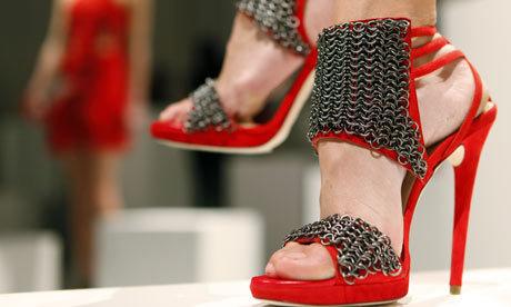 Moda en zapatos