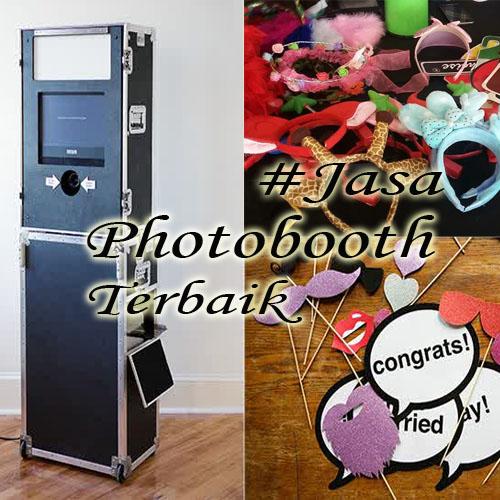 Jasa Photobooth Tak Hanya Acara Wedding