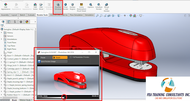 solidworks photoview 360