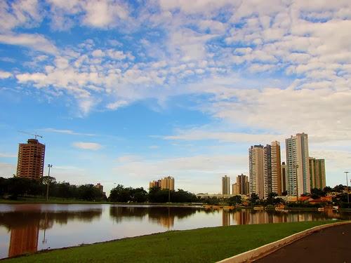 Parque das Nações Indígenas - Um dos cartões postais de Campo Grande. Foto: Ben Oliveira.