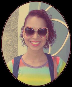 ☆  A blogueira!