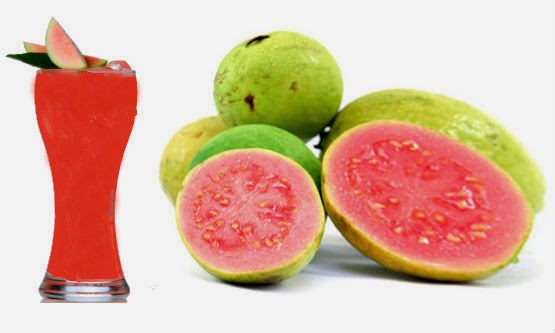 Guvava Juice Benefits
