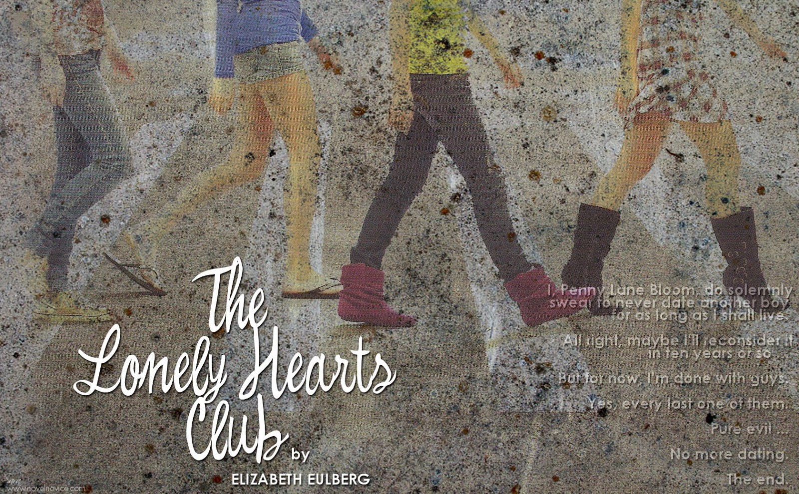 Lonely Hearts Club - Elizabeth Eulberg