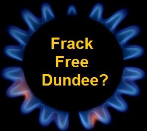 Frack free Dundee?