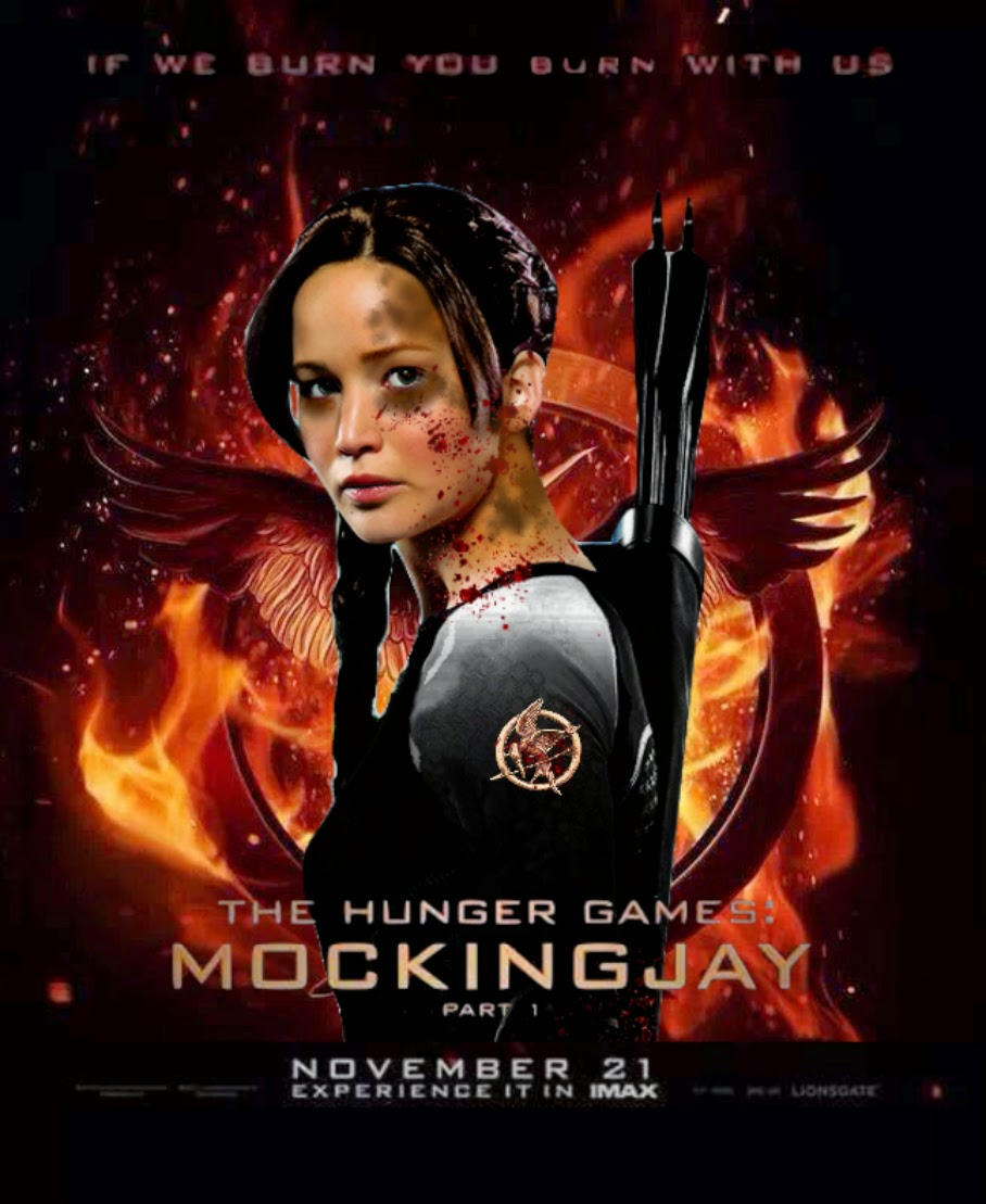 Film The Hunger Games: Mockingjay Part - 1 2014 Bioskop