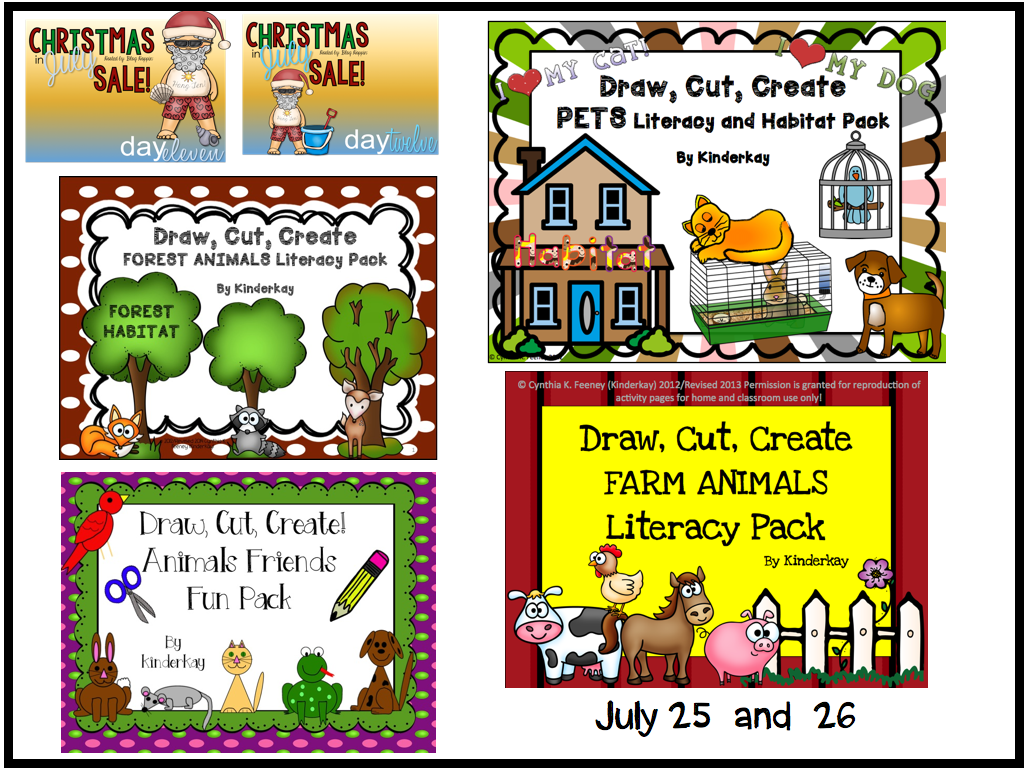 http://www.teacherspayteachers.com/Store/Kinderkay/Category/Draw-Cut-Create-Lets-Make-a-Book