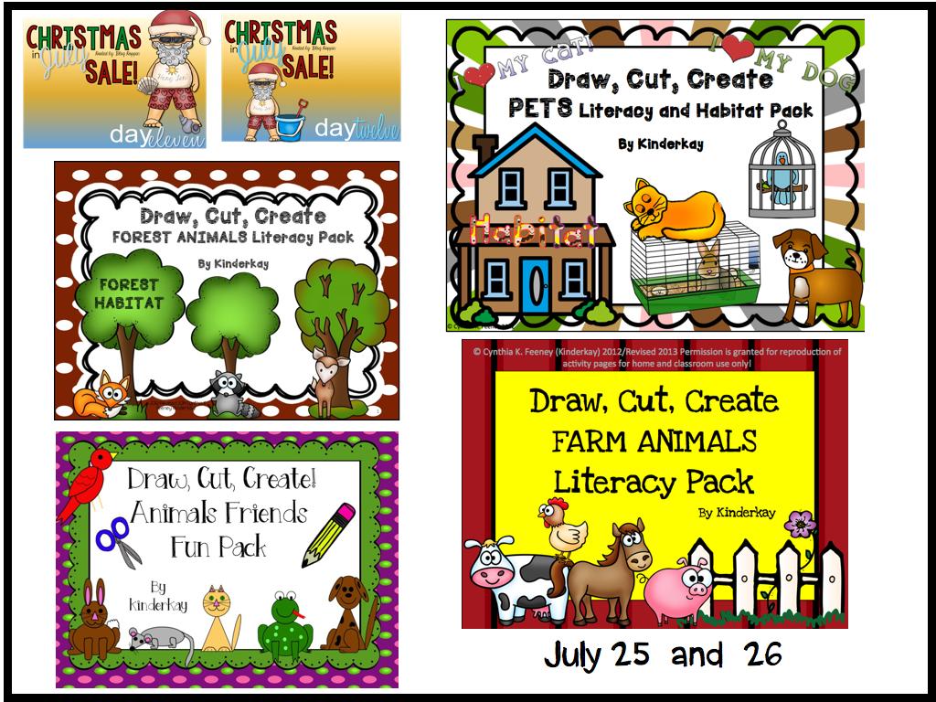 http://www.teacherspayteachers.com/Store/Kinderkay/Category/Draw-Cut-Create-Lets-Make-a-Book