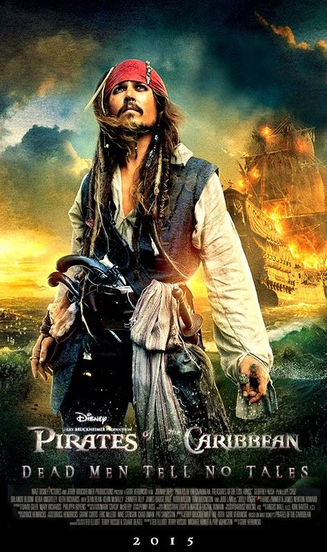 Piratas do Caribe 5: Os Mortos Não Contam Histórias – Legendado (2017)