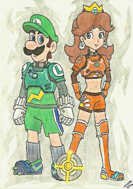 Luigi y Daisy: