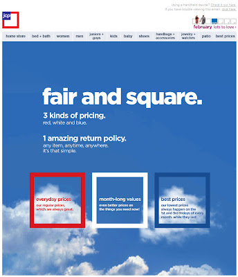 Feb. 1, 2012 JCPenney email