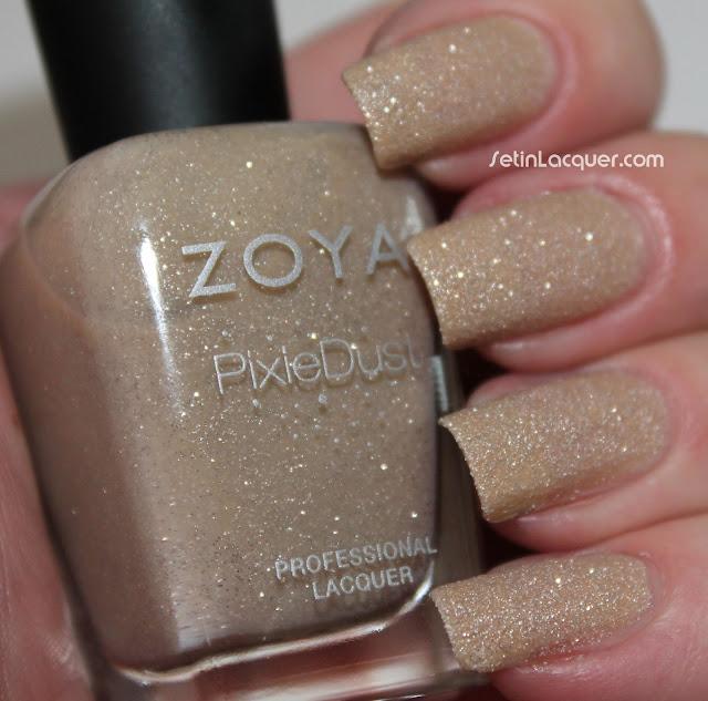 Zoya Pixie Dust Godiva