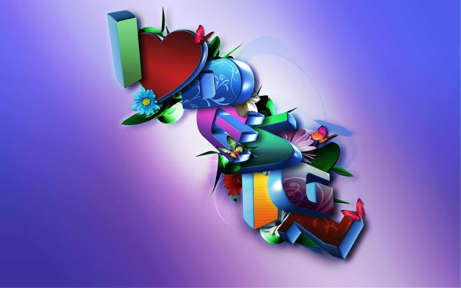 Best beautiful wallpaper 3d love for gifts valentine 39 s day 2013 free download hq wallpapers 1080p - 3d love wallpaper ...