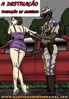A Destruicao Hq Erotica Erotico Hentai Interracial