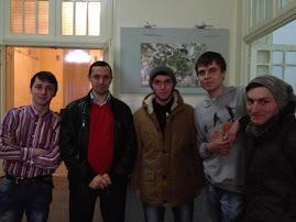 Împreună cu elevii la Simpozionul Unirea, naţiunea a făcut-o!, Piatra Neamţ, 24.01.2013...
