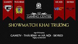 Showmatch kinh điển với những sự kết hợp bất ngờ của làng AOE Việt