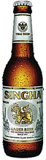 photo - Singha beer