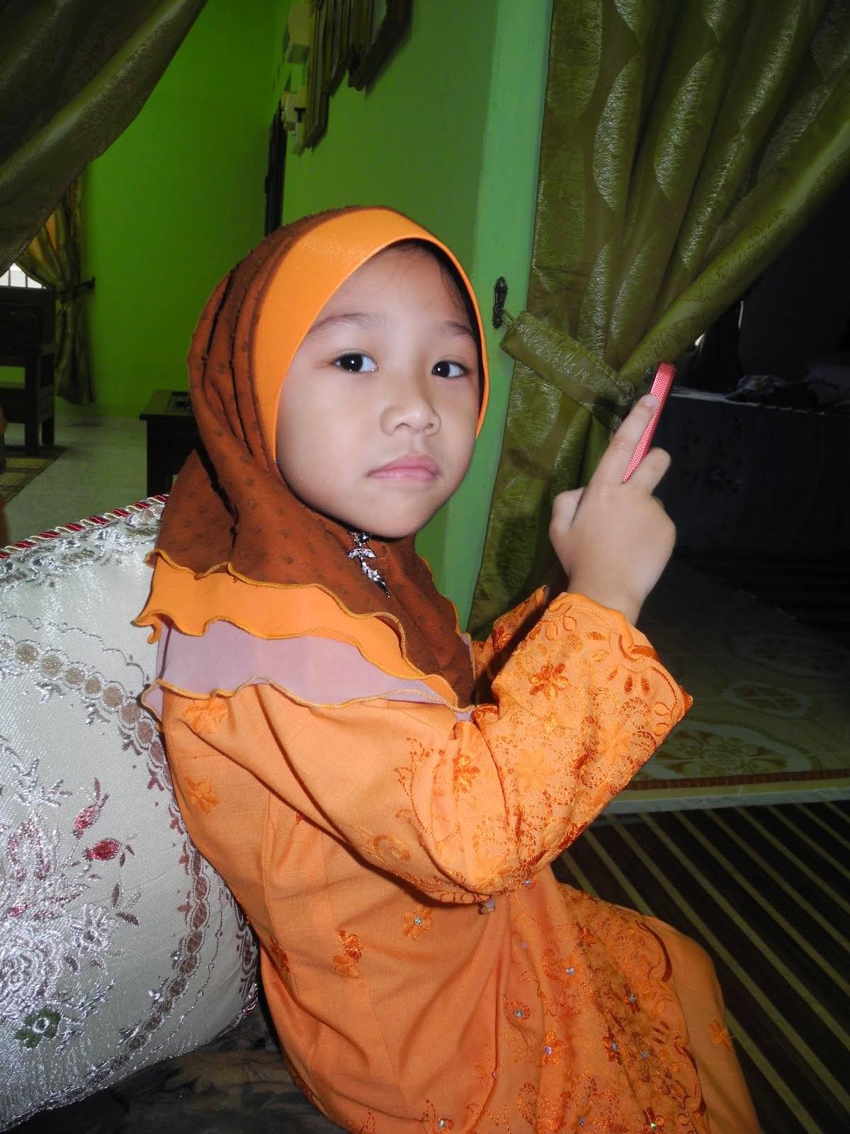 anak dara Khayra Nur Rania