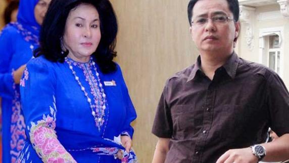 Kisah sebenar Rosmah Mansor mempengerusikan mesyuarat Majlis Tertinggi UMNO