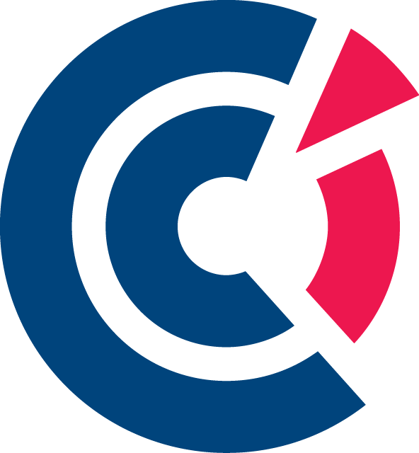 The branding source new logo cci france for Chambre de commerce et