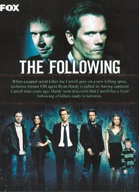 Truy Tìm Sát Nhân Phần 1The Following Season 1