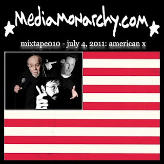 media monarchy mixtape010: american x