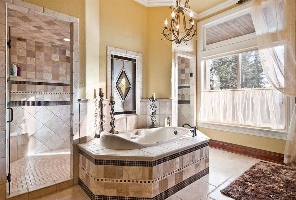 desain kamar mandi yang bagus untuk rumah idaman minimalis