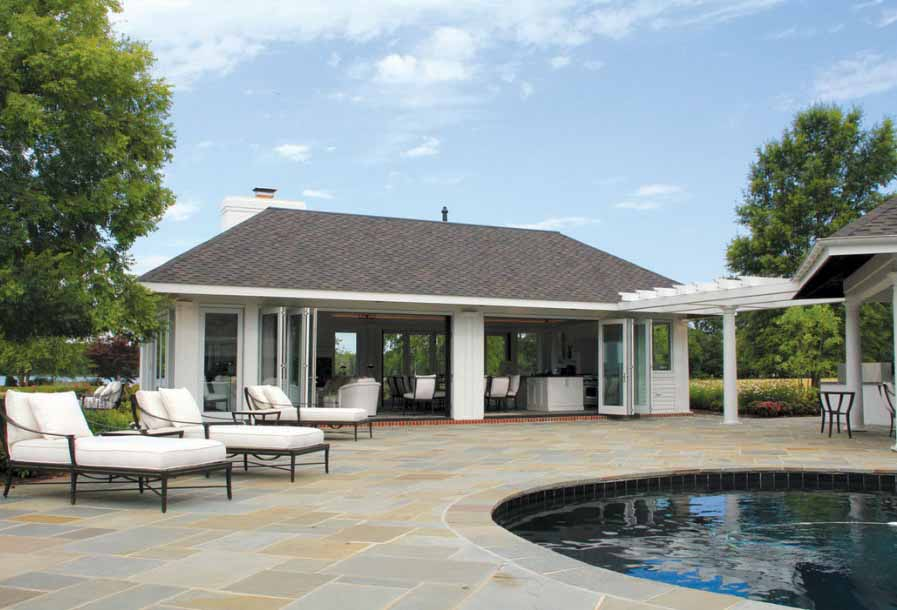 Desain Rumah Kolam Renang Untuk Rumah Dengan Kolam Renang