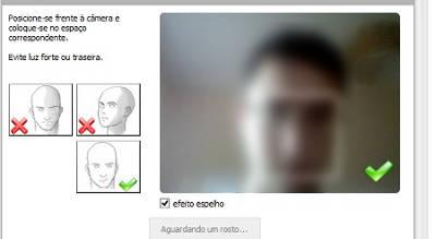 Usar o Reconhecimento Facial para entrar no Windows