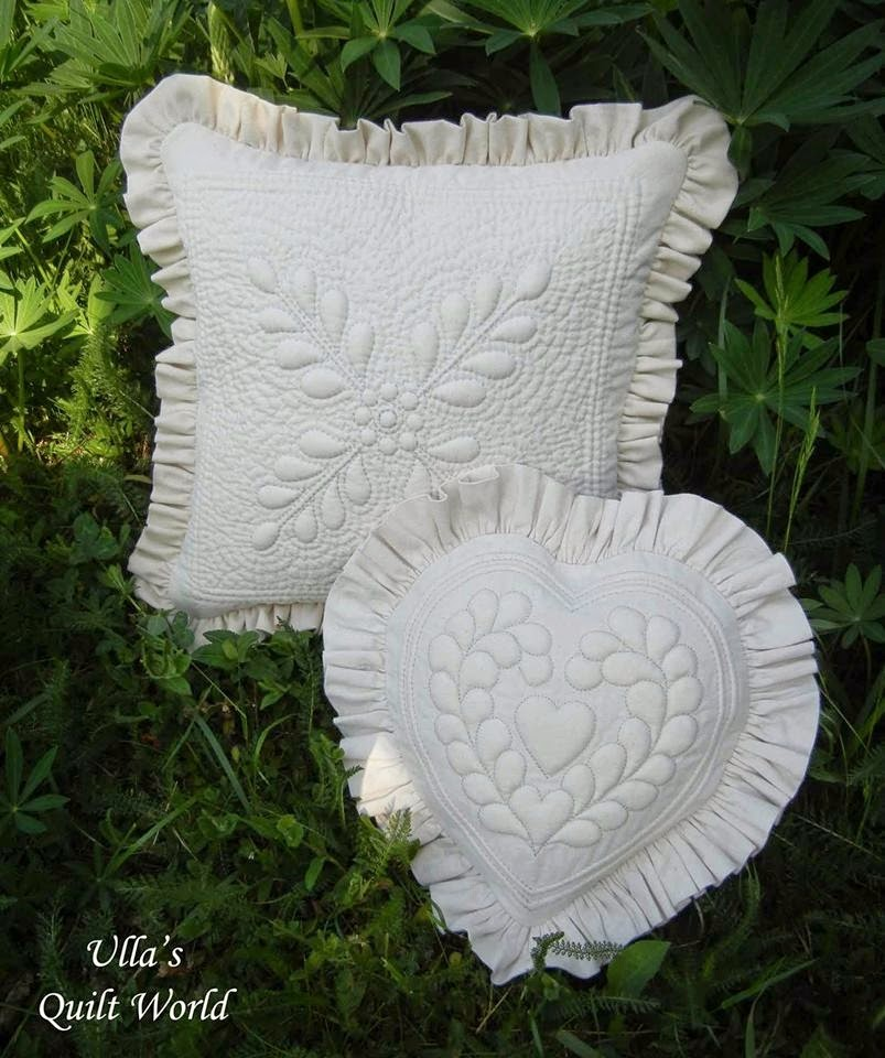 poduszki ozdobne pikowane