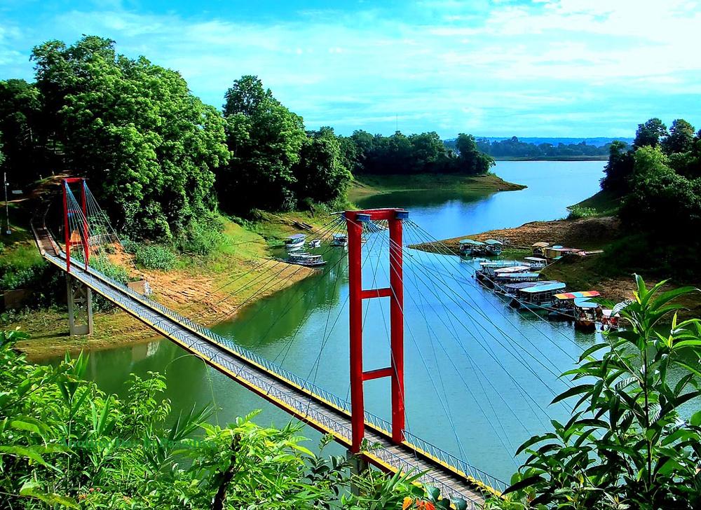 Another Day In Paradise Rangamati The Lake Paradise Of Bangladesh