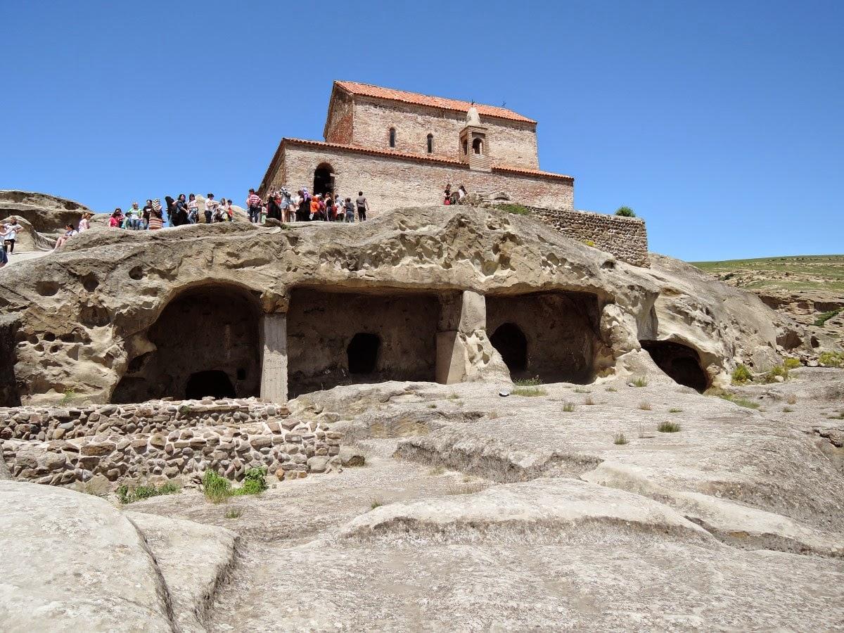 храм Уплисцули
