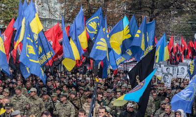 L'Ucraina ha celebrato il Giorno del Difensore della Patria