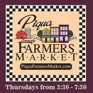 MainStreet Piqua Farmers Market
