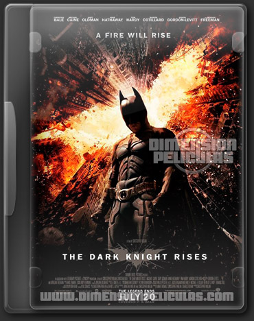 The Dark Knight Rises (BRRip HD Español Latino) (2012)
