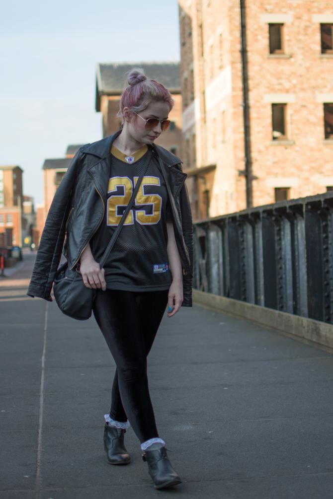 fashion blogger ootd