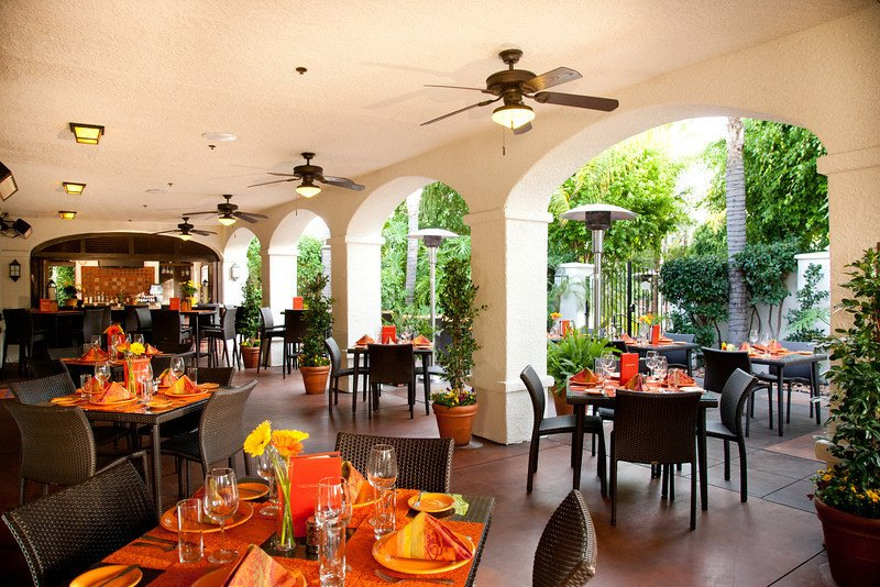 Superieur The Tangerine Grill And Patio At The Anabella Hotel