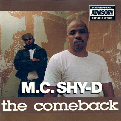 M.C. Shy-D ‎– The Comeback (1993) (CD) (320 kbps)