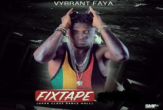 Vybrant Faya – Moving On (Foam Party Riddim)
