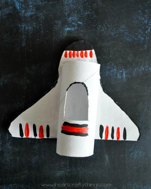 space shuttle craft ideas - photo #1