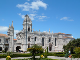 Mosteiro dos Jerónimos, Belem, Lisbon
