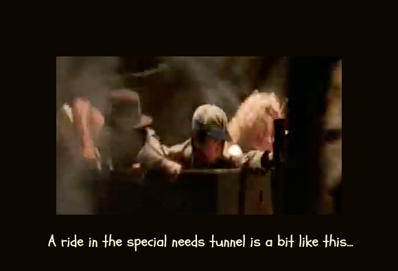 The Special Needs Tunnel