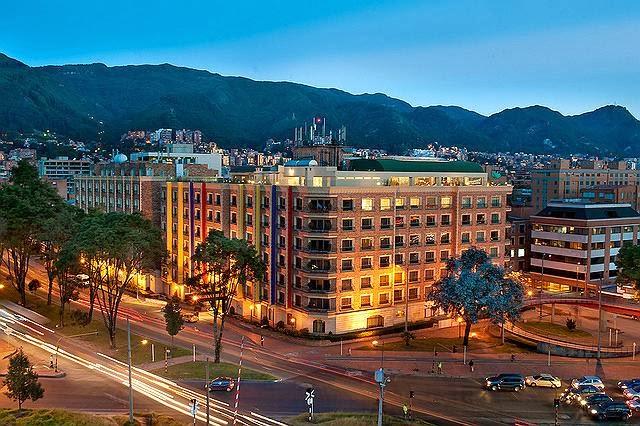 Hoteles en colombia - Hotel casa dann carlton ...