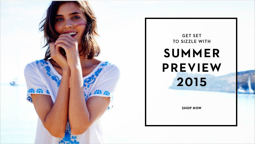 My superfluities boden summer 2015 live at the preview for Boden winter preview 2015