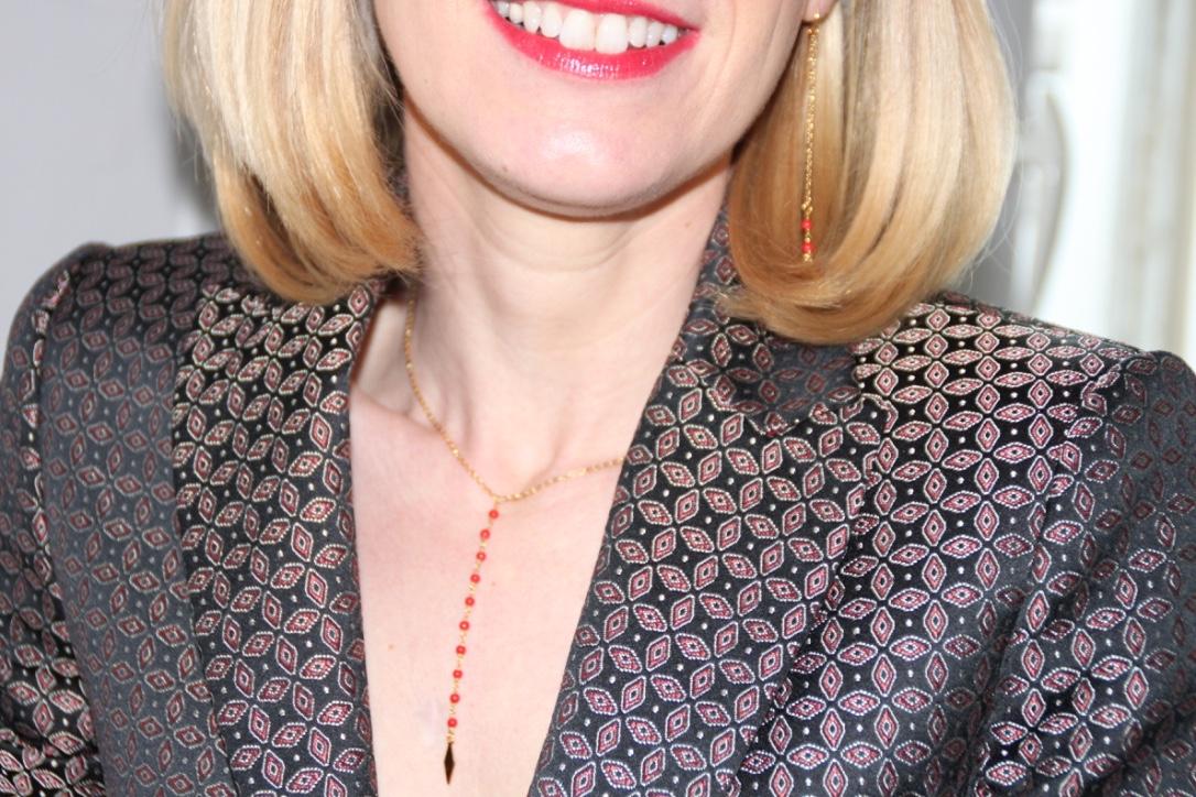 photo parure Précieuse BO chaine et collier chute