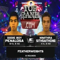 BOXING: PENALOSA VS SITHSAITHONG REPLAY - PINOY TELESERYE ITALY