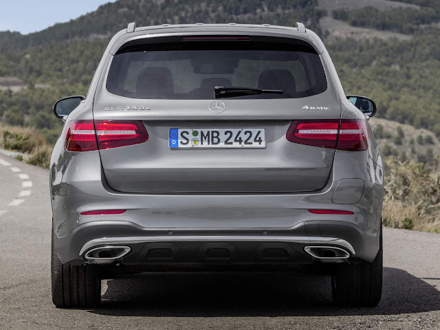 Mercedes-Benz GLC 2016 - SUV do Classe C
