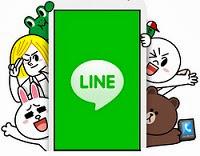 Gratis internet dengan line.me dan line.naver.jp